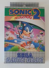 Game Gear Sonic the Hedgehog 2 (CIB)
