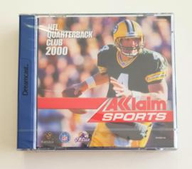 Dreamcast NFL Quarterback Club 2000 (factory sealed)