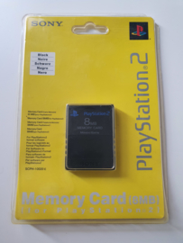 PS2 Memory Card (boxed)