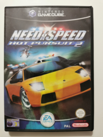 Gamecube Need for Speed Hot Pursuit 2 (CIB) HOL