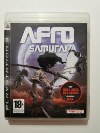 PS3 Afro Samurai (CIB)