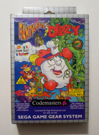 Game Gear Fantastic Dizzy (CIB)