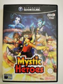 Gamecube Mystic Heroes (CIB) UKV