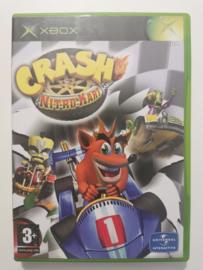 Xbox Crash Nitro Kart (CIB)