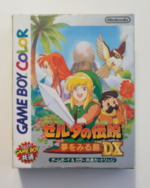 GBC The Legend of Zelda DX (CIB) JPN
