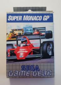 Game Gear Super Monaco GP (CIB)