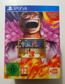 PS4 One Piece Pirate Warriors 3 Doflamingo Edition (CIB)