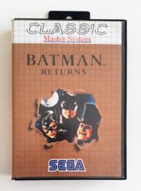 Master System Batman Returns - Classic series (CIB)