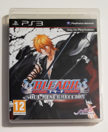 PS3 Bleach Soul Ressureccion (CIB)