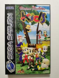 Saturn Virtua Fighter Kids (CIB)