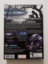 PSP Shin Megami Tensei - Persona Collector's Edition (CIB) US Version