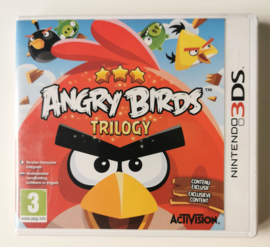 3DS Angry Birds Trilogy (CIB) FAH