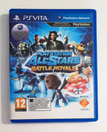 PS Vita Playstation All-Stars Battle Royale (CIB)