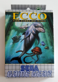 Game Gear Ecco the Dolphin: The Tides of Time (CIB)