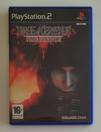 PS2 Dirge of Cerberus - Final Fantasy VII (boxed)