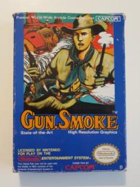 NES Gun Smoke (CIB) EEC