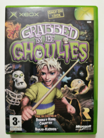 Xbox Grabbed by the Ghoulies (CIB)