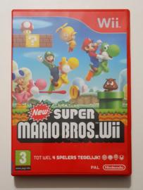 Wii New Super Mario Bros Wii (CIB) HOL