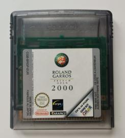 GBC Roland Garros 2000 (cart only) EUR