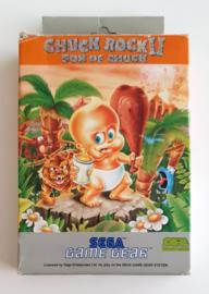 Game Gear Chuck Rock II: Son of Chuck (CIB)