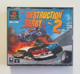 PS1 Destruction Derby 2 (CIB)