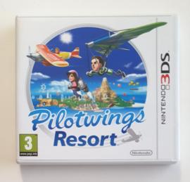 3DS Pilotwings Resort (CIB) HOL