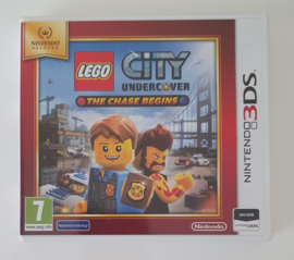 3DS LEGO City Undercover - The Chase Begins Nintendo Selects (CIB) HOL