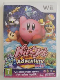 Wii Kirby's Adventure Wii (CIB) HOL