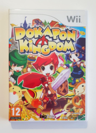 Wii Dokapon Kingdom (CIB) FAH