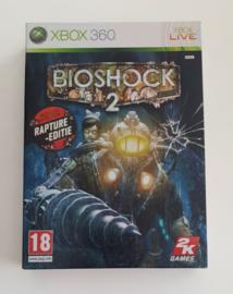 X360 Bioshock 2 Rapture Editie (CIB)
