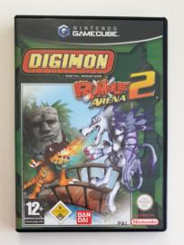 Gamecube Digimon Rumble Arena 2 (CIB) EUR