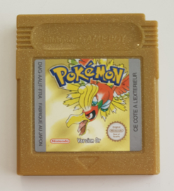 GBC Pokémon Version Or (cart only) FRA