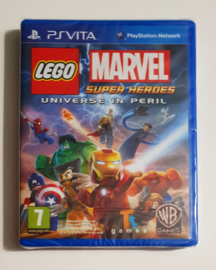 PS Vita LEGO Marvel Super Heroes - Universe in Peril (factory sealed)
