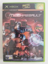 Xbox Mech Assault (CIB)