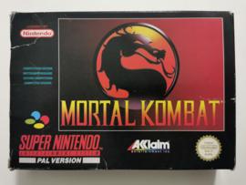 SNES Mortal Kombat (CIB) UKV