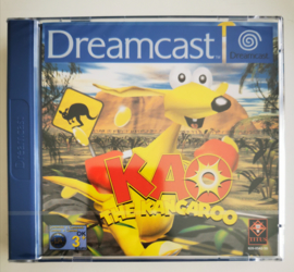 Dreamcast Kao The Kangaroo (factory sealed)