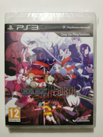 PS3 Under Night In-Birth (factory sealed)