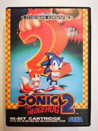 Megadrive Sonic the Hedgehog 2 (CIB)
