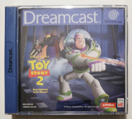 Dreamcast Disney/ Pixar's Toy Story 2: Buzz Lightyear to the Rescue (CIB)