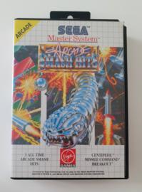 Master System Arcade Smash Hits (CIB)