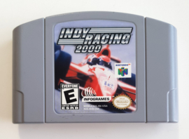 N64 Indy Racing 2000  (cart only) USA