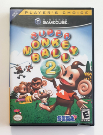 Gamecube Super Monkey Ball 2 - Player's Choice (CIB) USA