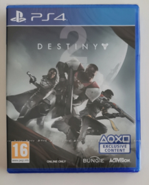 PS4 Destiny 2 (factory sealed)