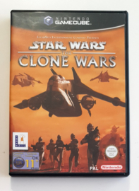 Gamecube Star Wars - The Clone Wars (CIB) UKV