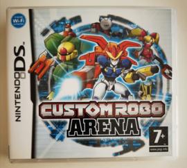DS Custom Robo Arena (CIB) HOL