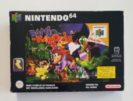 N64 Banjo - Kazooie (CIB) NFAH