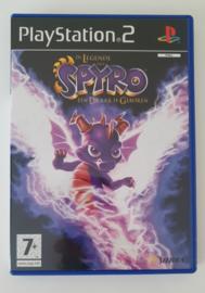 PS2 De Legende van Spyro - Een Draak is Geboren (CIB)