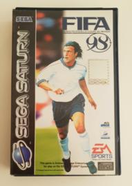 Saturn FIFA 98 - En Route Pour La Coupe du Monde (CIB)