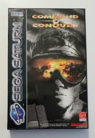 Saturn Command & Conquer (CIB)