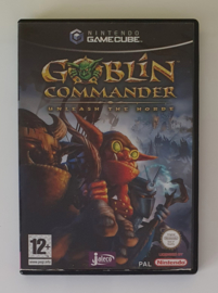 Gamecube Goblin Commander Unleash the Horde (CIB)